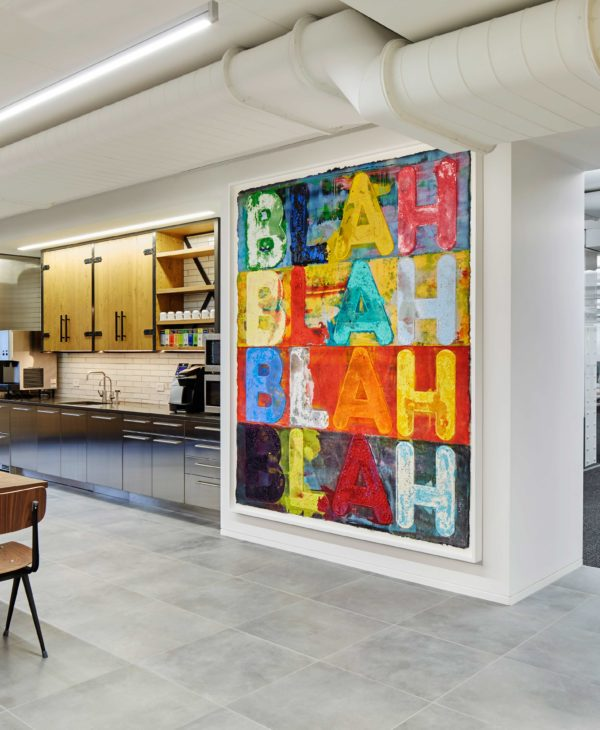Chicago Office Space Transformed by Chicago Interior Designers - Soucie Horner, Ltd.