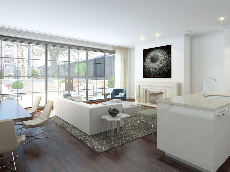 New York City Luxury Home by Chicago Designers - Soucie Horner, Ltd.