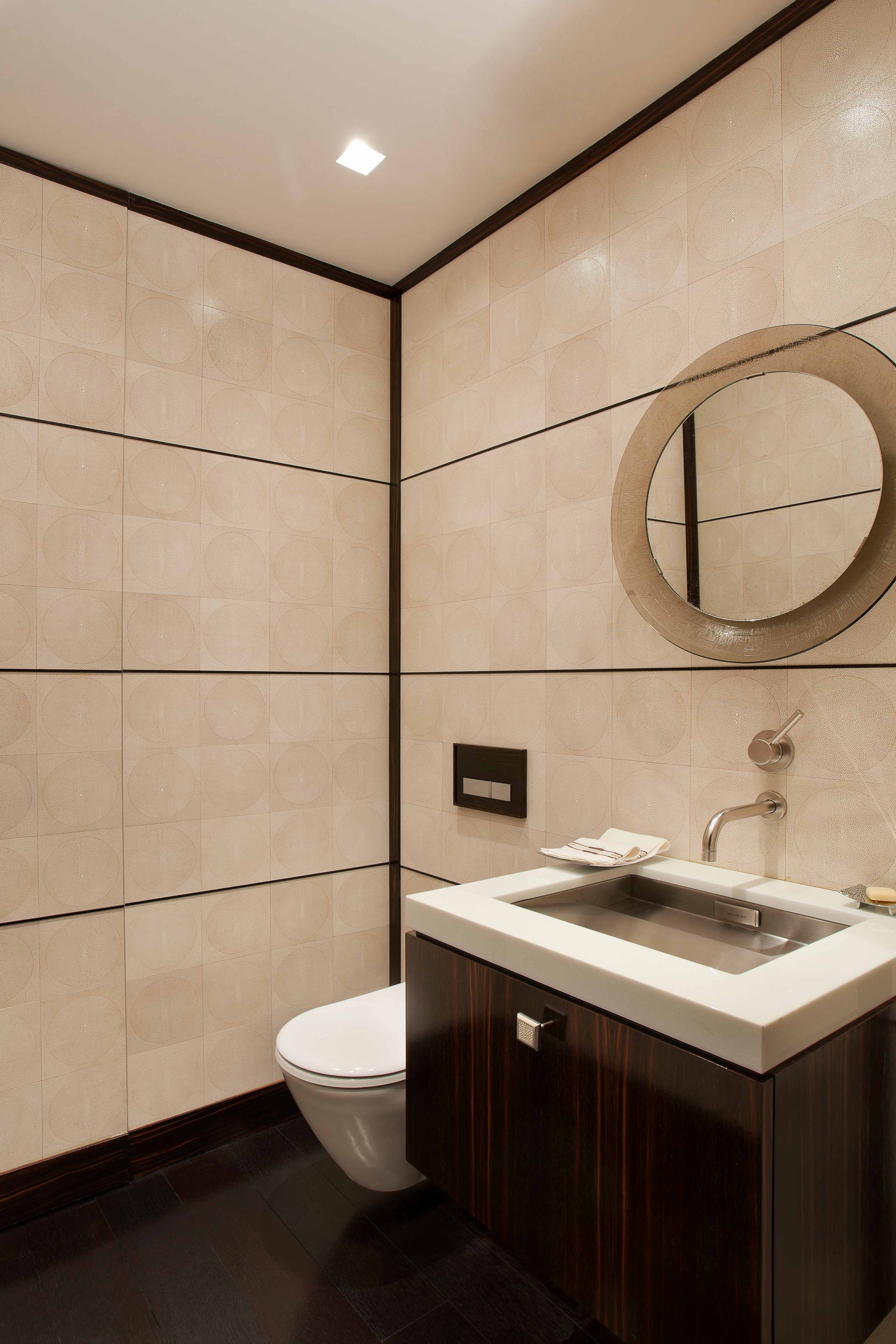 Nyc Luxury Apartment Transformed Home Design Soucie