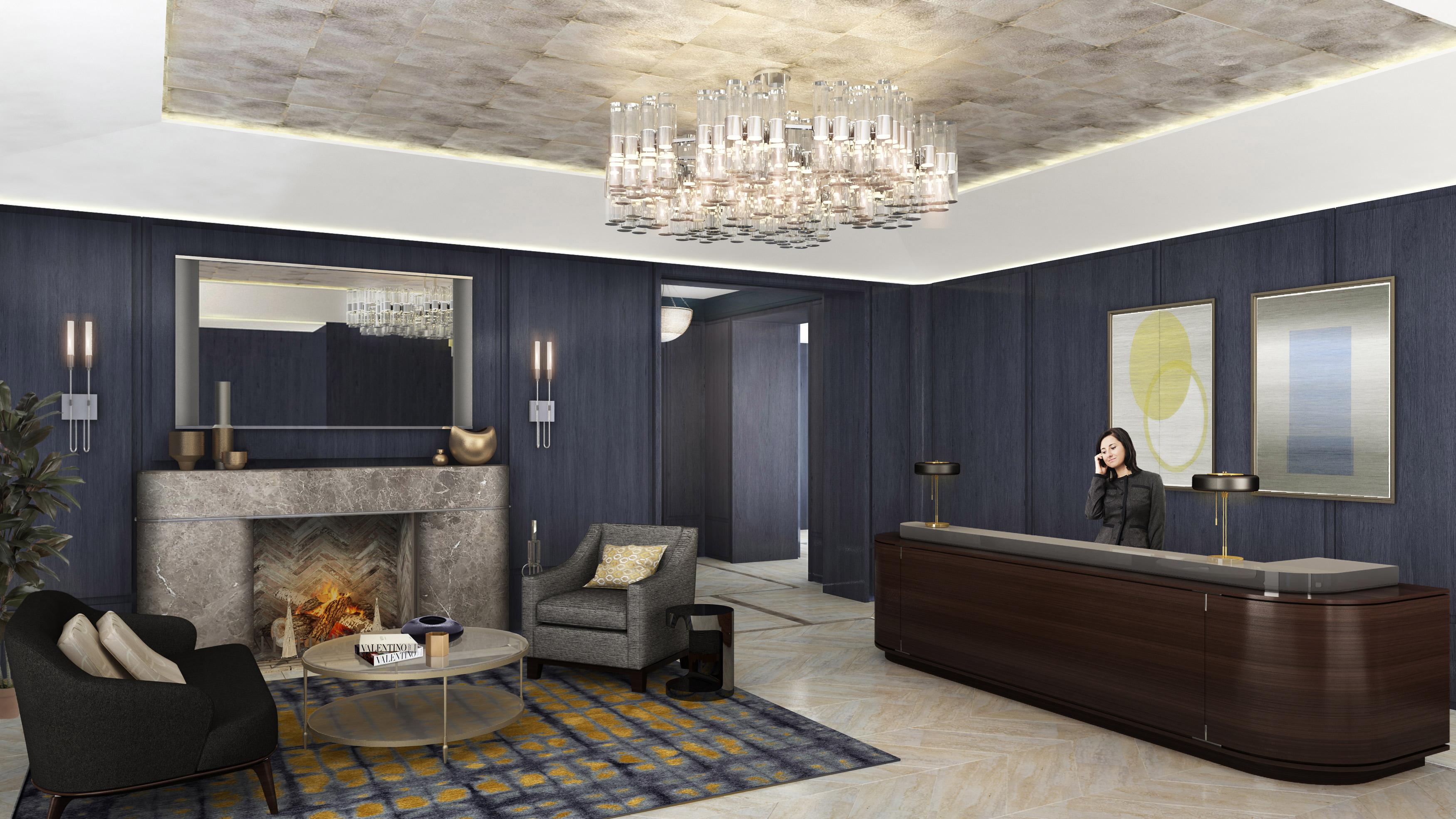 Captivating Chicago Gold Coast 33 Unit Building Luxury Design By   Soucie Horner, Ltd.