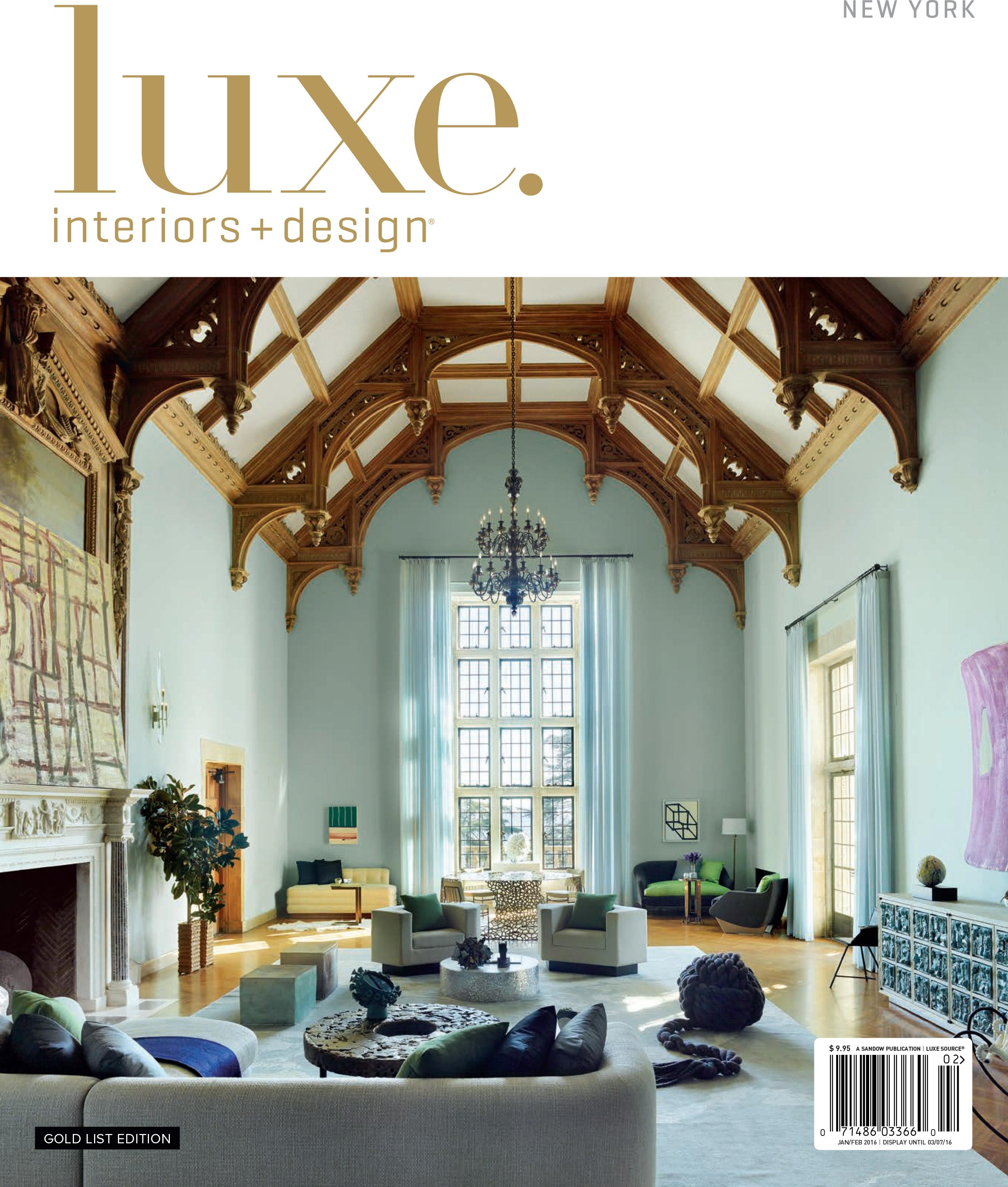 Luxe Interiors Design Luxe Interiors