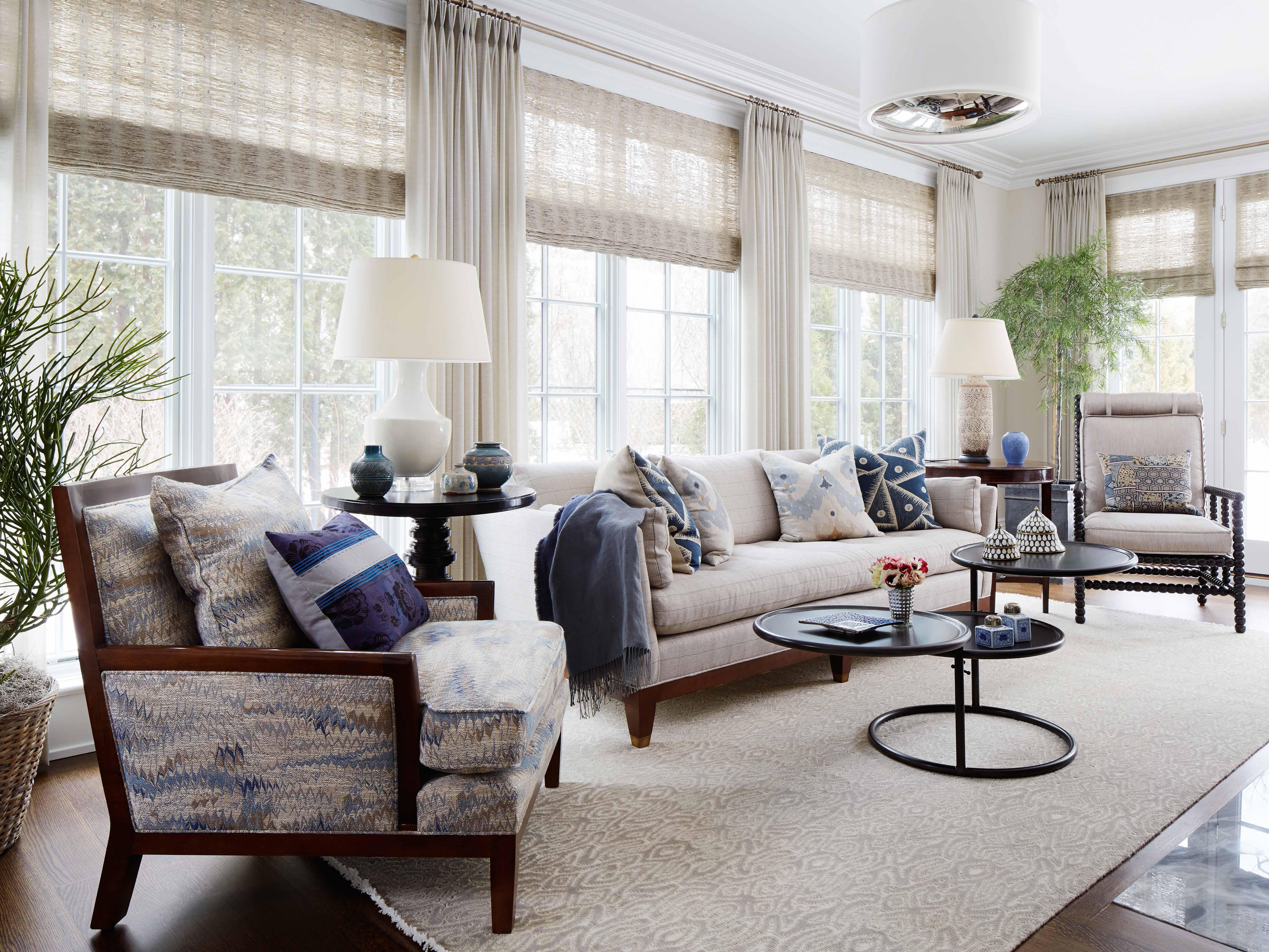Highland Park Home Designed by Luxe Design Firm - Soucie Horner, Ltd.