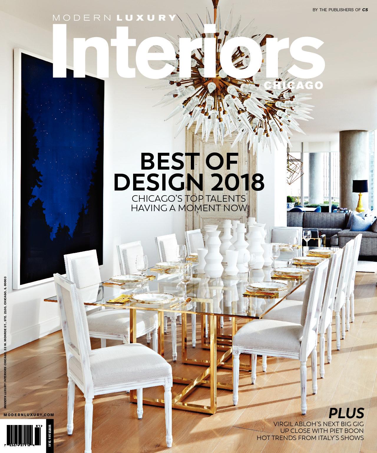 Luxury Interior Design Services: Chicago Luxury Interior Design